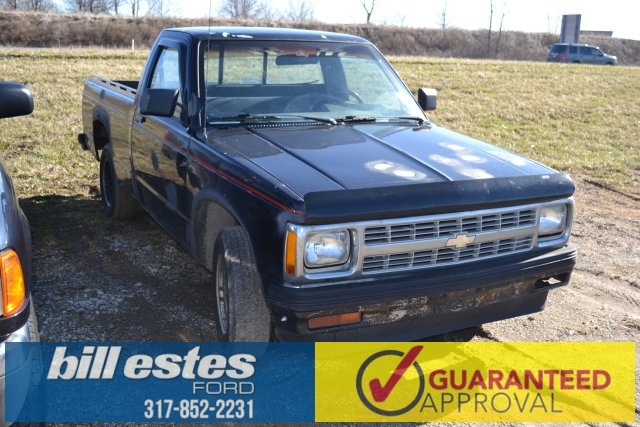 Pre-Owned 1991 Chevrolet S-10 Base
