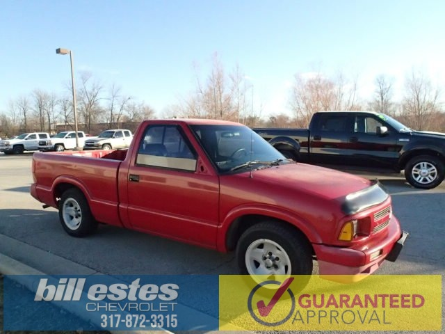 Pre-Owned 1994 Chevrolet S-10