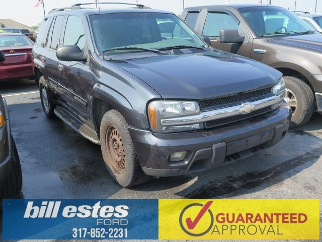 Pre-Owned 2003 Chevrolet TrailBlazer