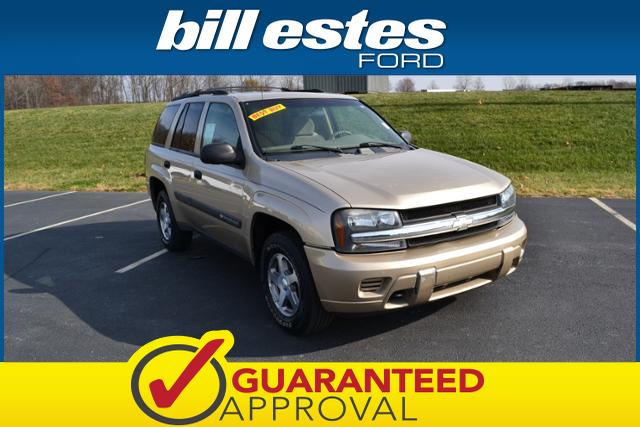 Used Chevrolet TrailBlazer 4dr 4WD LS