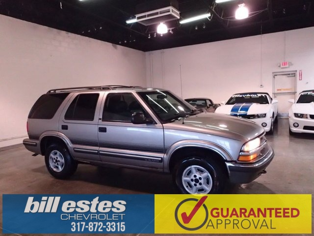 Pre-Owned 1998 Chevrolet Blazer LS 4WD
