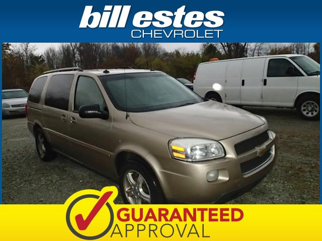 Used Chevrolet Uplander 4dr Ext WB FWD LS