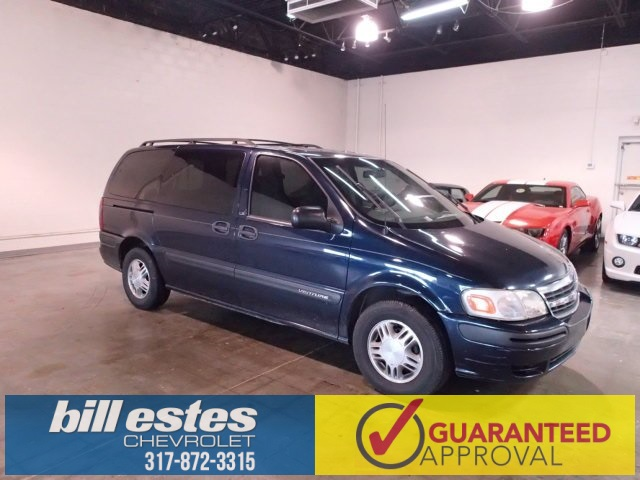 Pre-Owned 2003 Chevrolet Venture Base