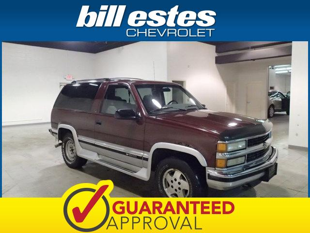 Used Chevrolet Tahoe 1500 2dr 4WD