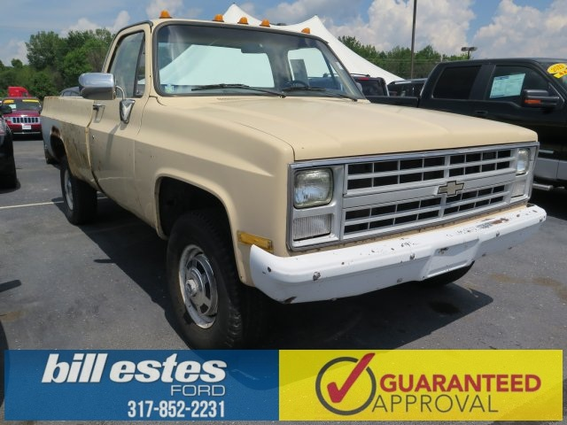 Pre-Owned 1987 GMC 3/4 Ton Pickups