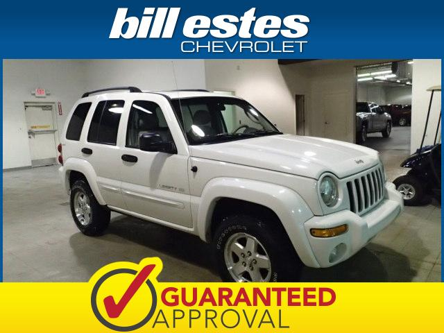 Used Jeep Liberty 4dr Limited 4WD