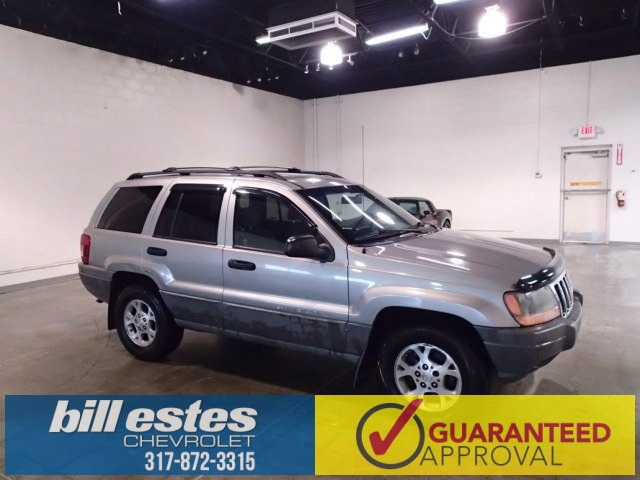 Pre-Owned 2000 Jeep Grand Cherokee Laredo 4WD