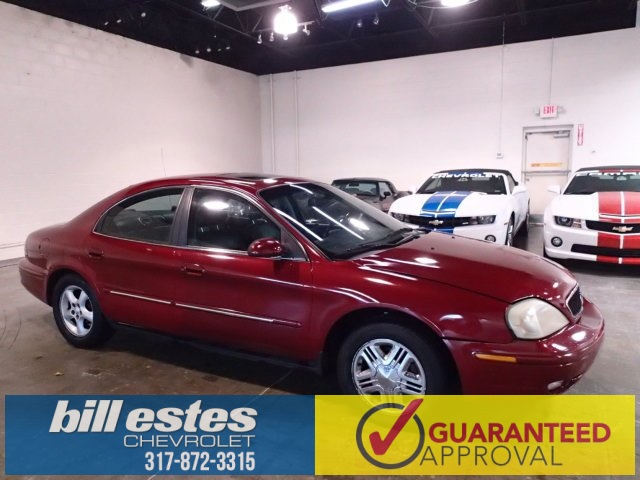 Pre-Owned 2002 Mercury Sable LS
