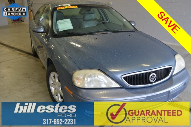 Pre-Owned 2000 Mercury Sable LS