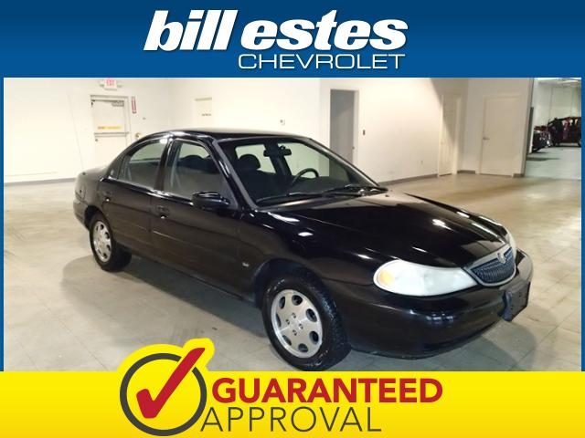 Used Mercury Mystique 4dr Sdn GS