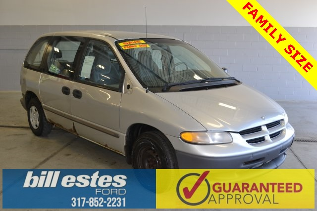 Pre-Owned 2000 Dodge Caravan Base