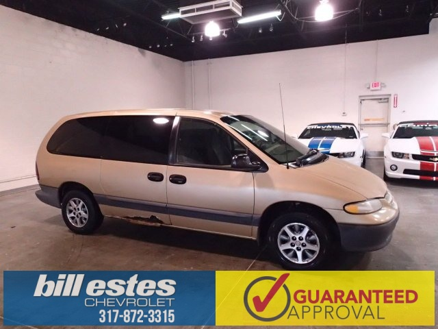 Pre-Owned 1996 Dodge Grand Caravan SE