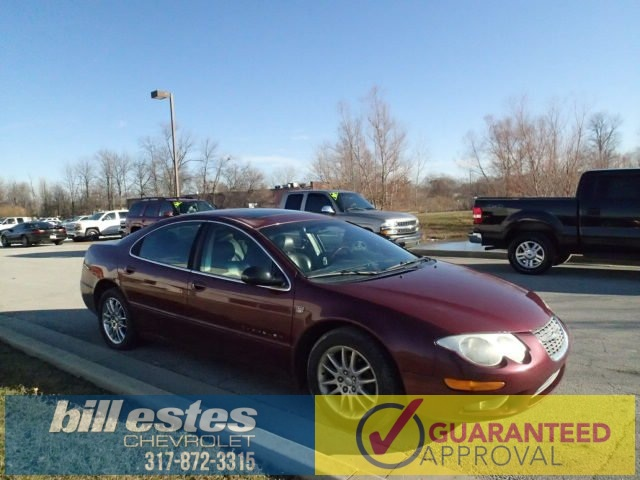 Pre-Owned 2001 Chrysler 300M Base