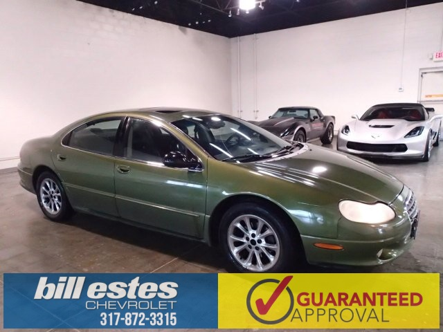 Pre-Owned 2000 Chrysler LHS Base