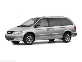 Pre-Owned 2004 Chrysler Town & Country Touring