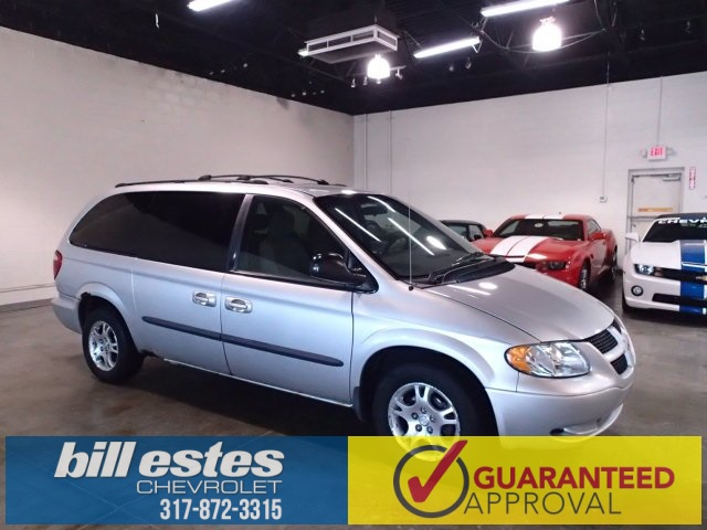 Pre-Owned 2003 Dodge Grand Caravan EX