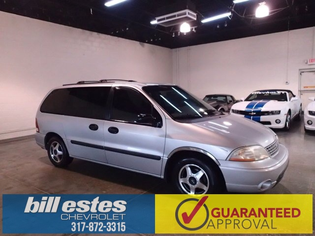 Pre-Owned 2002 Ford Windstar LX