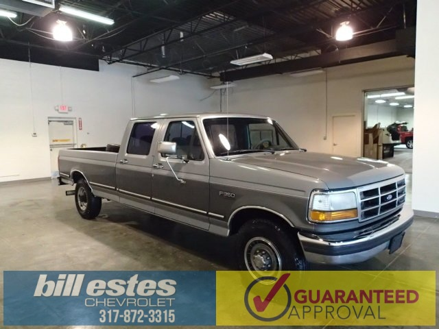 Pre-Owned 1992 Ford F-350 Custom