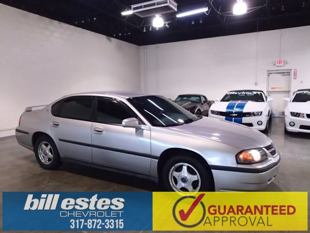 Pre-Owned 2005 Chevrolet Impala Base
