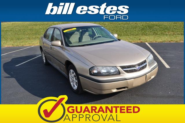 Used Chevrolet Impala 4dr Sdn
