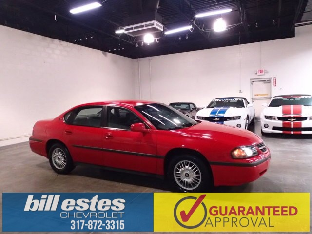 Pre-Owned 2000 Chevrolet Impala