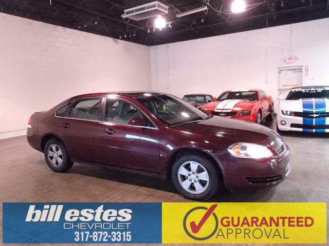 Pre-Owned 2007 Chevrolet Impala LT