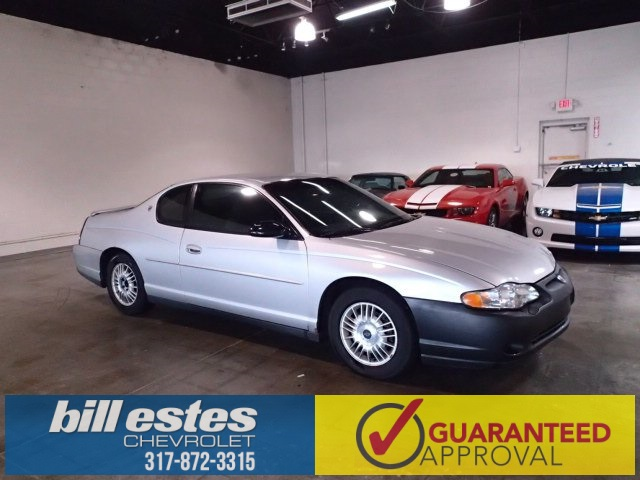 Pre-Owned 2002 Chevrolet Monte Carlo LS