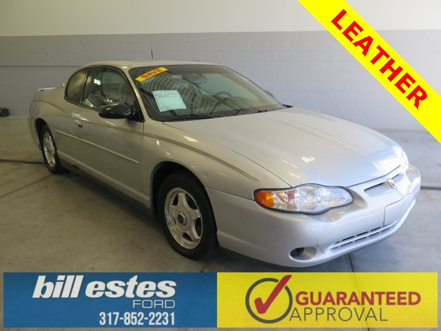 Pre-Owned 2001 Chevrolet Monte Carlo LS