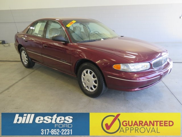 Pre-Owned 1999 Buick Century Custom