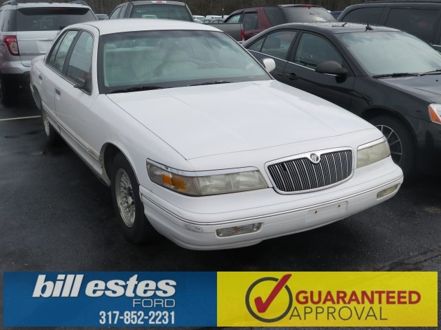 Pre-Owned 1995 Mercury Grand Marquis LS