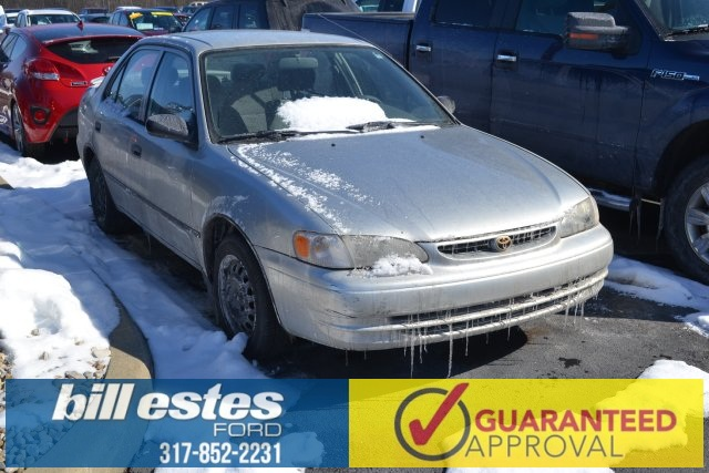 Pre-Owned 2000 Toyota Corolla CE