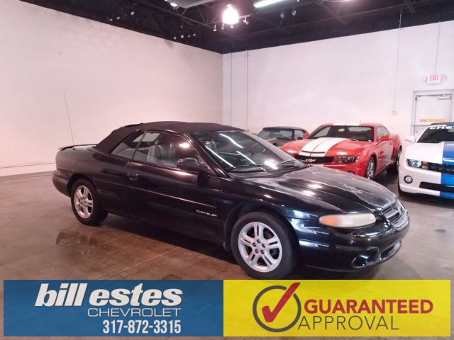Pre-Owned 1996 Chrysler Sebring JXi