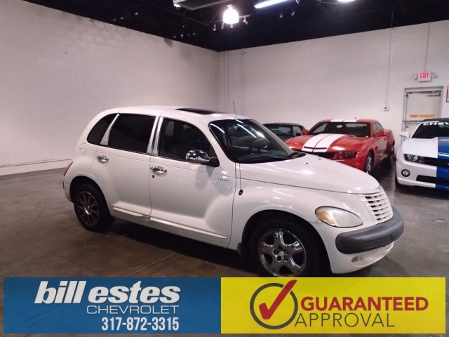 Pre-Owned 2001 Chrysler PT Cruiser