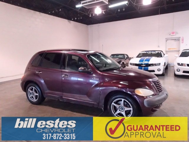 Pre-Owned 2001 Chrysler PT Cruiser Base