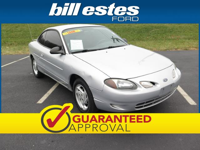 Used Ford Escort 2DR CPE ZX2