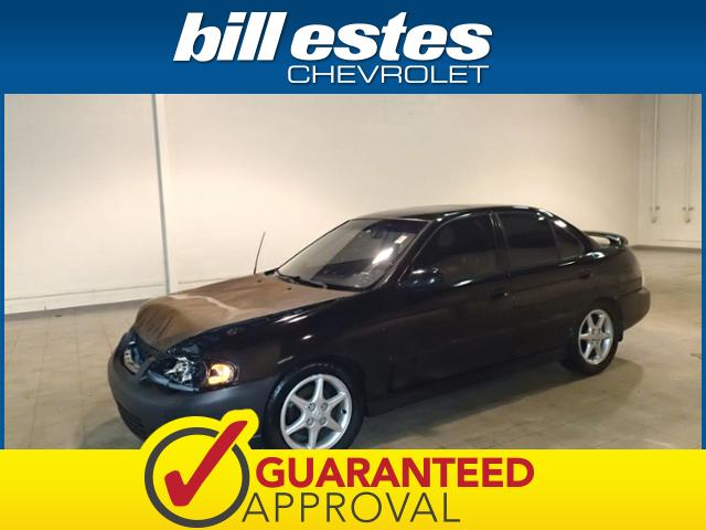 Used Nissan Sentra 4dr Sdn SE Manual