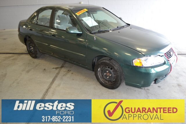 Pre-Owned 2001 Nissan Sentra GXE