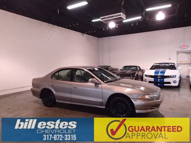 Pre-Owned 1999 Mitsubishi Galant ES