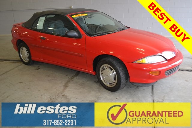Pre-Owned 1997 Chevrolet Cavalier LS