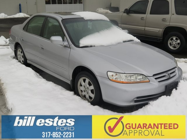 Pre-Owned 2001 Honda Accord EX