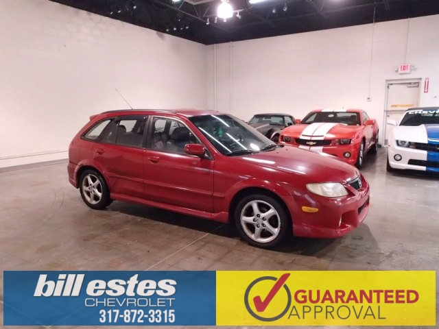 Pre-Owned 2002 Mazda Protege5 Base