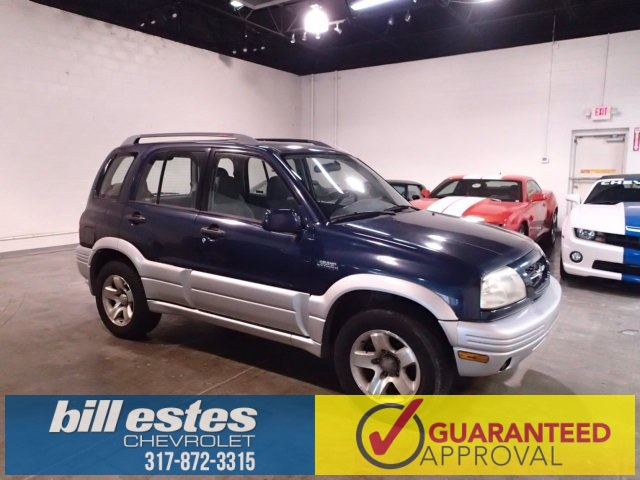 Pre-Owned 2000 Suzuki Grand Vitara  4WD