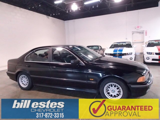 Pre-Owned 1998 BMW 5 Series 528i
